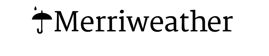 Download Merriweather | Merriweather Font